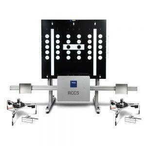 Texa מערכת כיול ADAS – RCCS/CCS